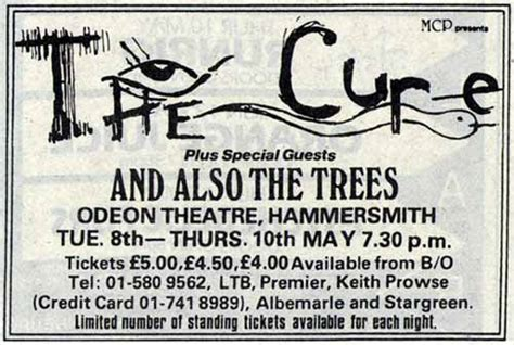 The Cure live concert: 09