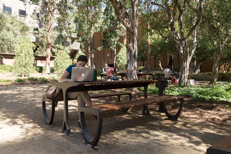 UCLA improves facilities in Haines Hall, adds outside