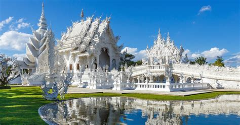Wat Rong Khun: The White Temple of Chiang Rai - On The Go