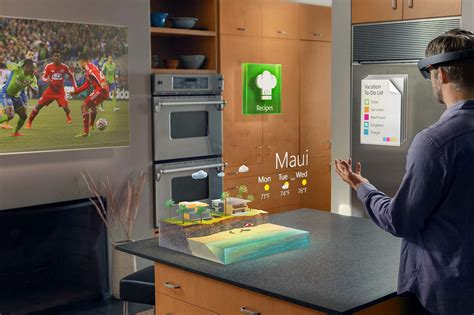 """Microsoft's HoloLens Is """"Something Different"""" Than Oculus"""