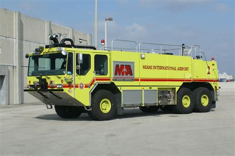 FL, Miami Dade Fire Department Old Airport