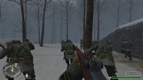Different viewmodel arms image - Call of Duty: Vanilla