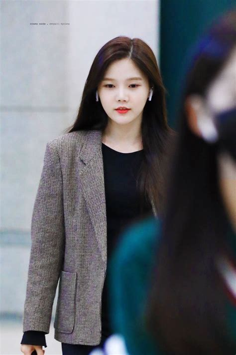 181111 Incheon Airport Arrival (from Taiwan) #ohmygirl #