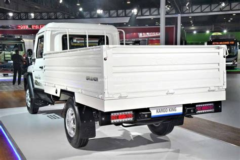 New Force Kargo King BS6 with larger deck - Auto Expo 2020