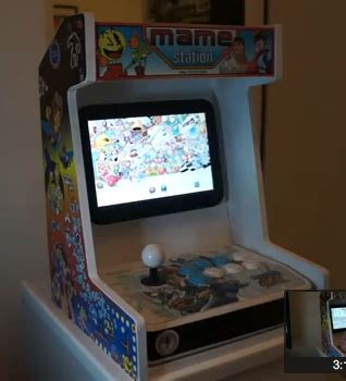 Build your own arcade cabinet around Android | TalkAndroid