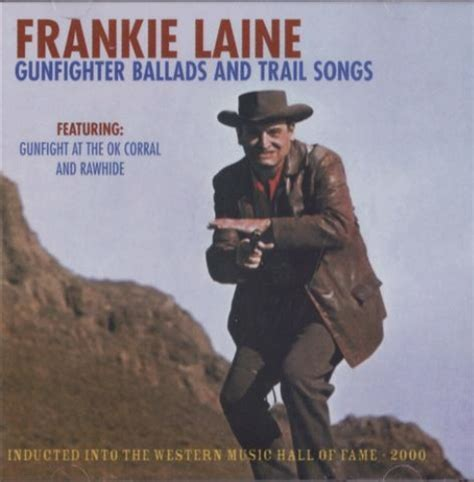CD Frankie Laine: Gunfighter Ballads And Trail Songs